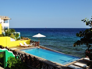 Scuba Lodge en Ocean Suites, Willemstad