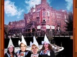 Hotel Nadia, Amsterdam - Prenota Direttamente!