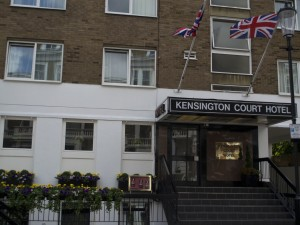Kensington Court Hotel , London