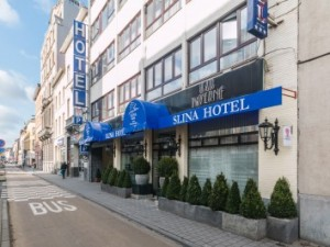 Hotel Slina, Brussels