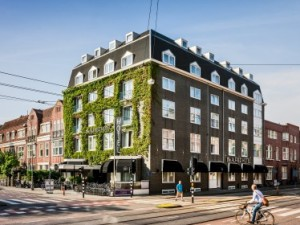 The Alfred Hotel, Amsterdam