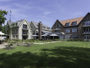 Mezger Lodges, Domburg
