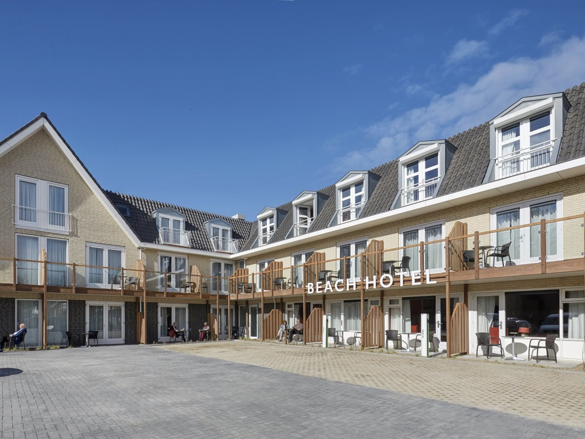 Welkom Op De Officiele Website Van Beach Hotel Zoutelande