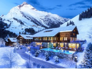 PURE Resort Warth-Arlberg, Warth