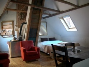 Bed and Breakfast de Stadsboerderij , Kampen