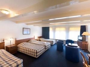 Hotel Prins Hendrik Quad Room