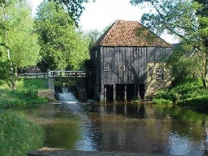 the oldest watermill of overijssel