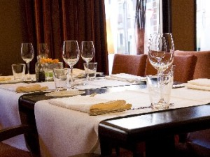 For a quick lunch or a cosy dinner; our staf is delightfull to serve you