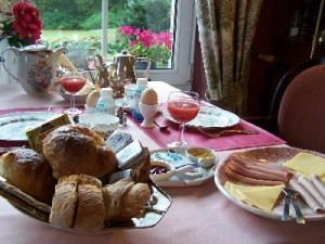 Gourmands Breakfast, at Hotel La Heid des Pairs, Spa