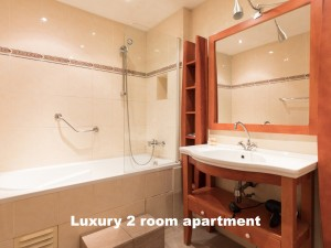DeLuxe Double Room Apartment