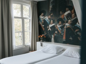 One of our bigger canal view rooms
